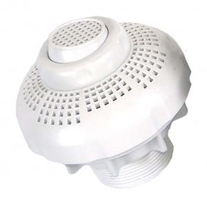 Соединитель сетчатый с выпускной насадкой, гайкой и резиновой прокладкой Intex арт.11093 (38мм)