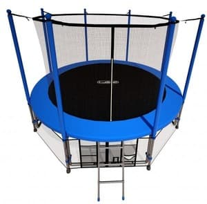 Батут i-JUMP 12ft (с защитной сеткой и лестницей)