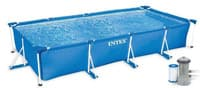 Каркасный бассейн Intex 28274 450х220х84 Rectangular Frame