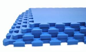 Подстилка Intex 29081 под бассейны (сборная, пазл, 8 штук) 50x50 см