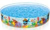 Бассейн жесткий Океанский риф  Intex арт.56453 244х46 см, от 3-х лет
