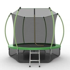 Батут EVO JUMP Internal 8ft ( Green) + Lower net