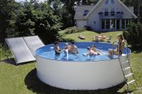 Сборный бассейн Summer Fun 4501010131KB круглый 600х150 см