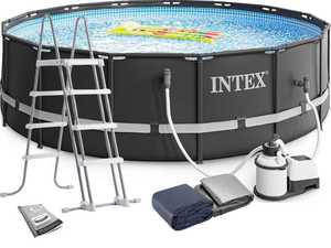 Каркасный бассейн Intex 26326 488х122 Ultra XTR Frame