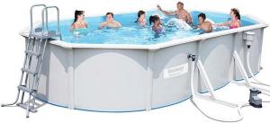 Бассейн каркасный со стальными стенками BestWay Hydrium Pools - 56369 610х360х120 см