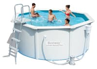 Бассейн каркасный со стальными стенками BestWay Hydrium Pools - 56566 300х120 см