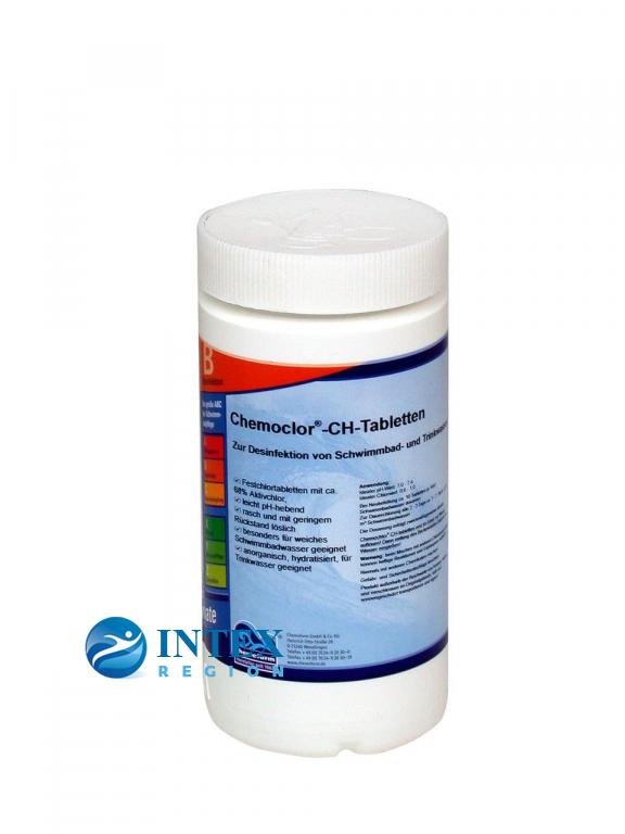 Кемохлор СН-Таблетки Кемоформ (Chemoform)
