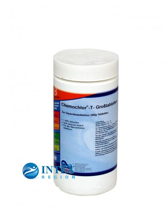 Кемохлор Т-Таблетки 200г Кемоформ (Chemoform)