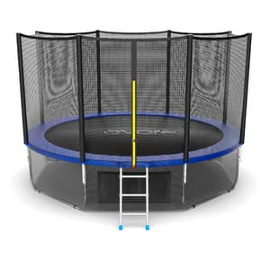 Батут EVO JUMP External 12ft (Blue) + Lower net