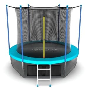 Батут EVO JUMP Internal 8ft (Wave)