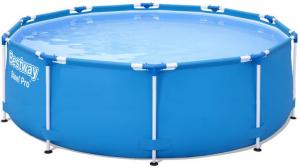 Каркасный бассейн Bestway 5614Q 305х100 Steel Pro