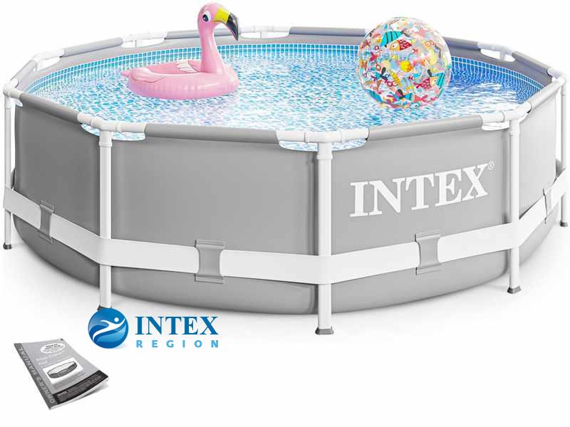 Каркасный бассейн Intex 26700 305х76 Prism Frame