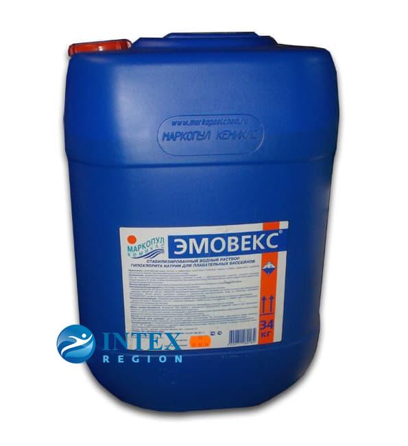 Эмовекс-новая формула жидкий хлор Маркопул Кемиклс