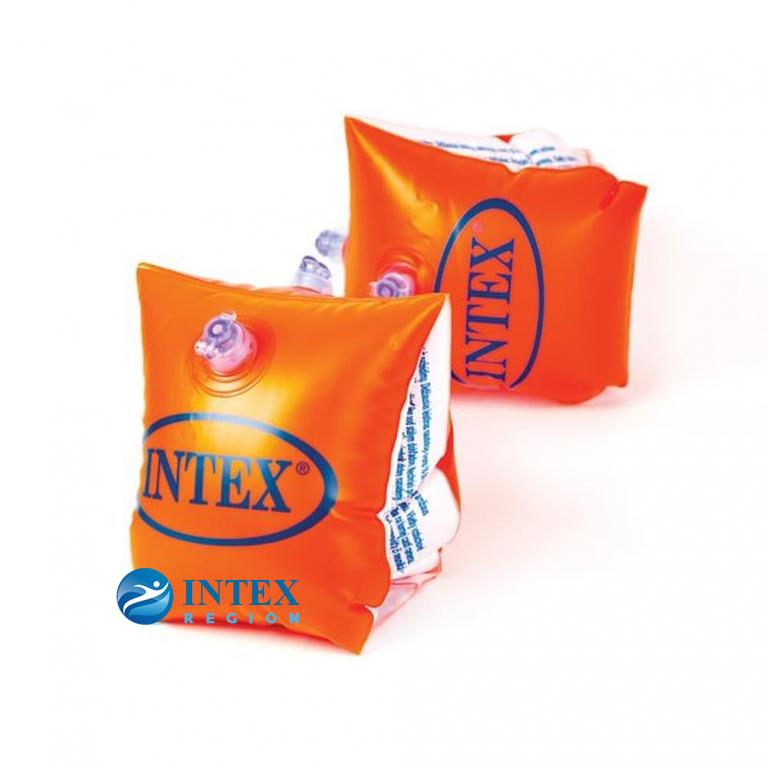 Надувные нарукавники Deluxe Intex арт.58642, 23Х15 см, на 3-6 лет