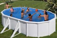 Каркасный бассейн GRE KITPR508MAG овальный 500х300х132 см